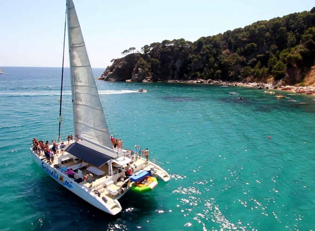Alquiler de barco en Sitges 1